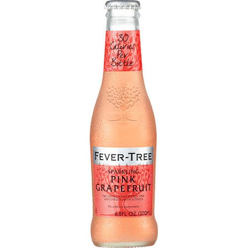 Fever Tree Sparkling Pink Grapefruit 6.8oz 4-Pack