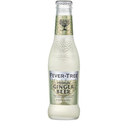 Fever Tree Ginger Beer 6.8oz 4-Pack