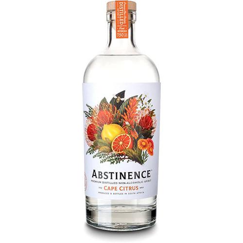Abstinence Cape Citrus Non Alcoholic Gin Spirit 750ml