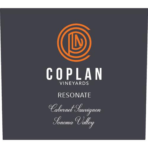 Coplan Vineyards Resonate Sonoma Cabernet
