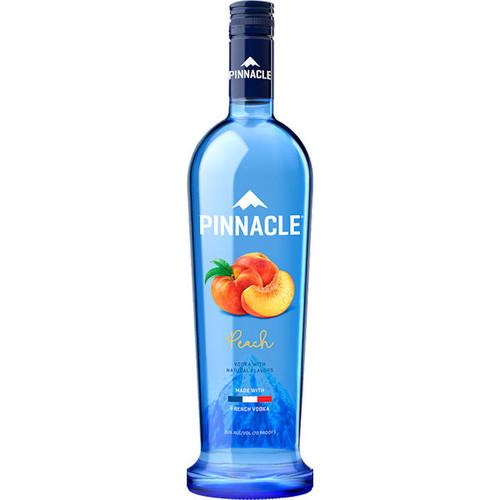 Pinnacle Peach French Vodka 750ml