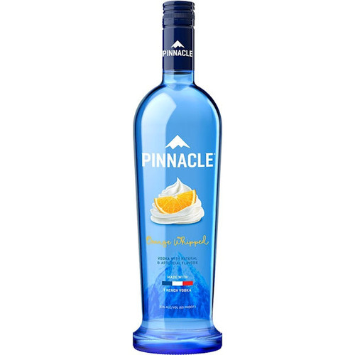 Pinnacle Orange Whipped French Vodka 750ml