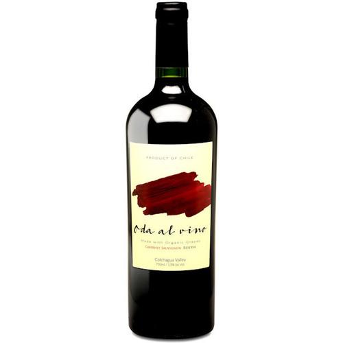 Oda al Vino by St Stephens Colchagua Organic Cabernet Reserva