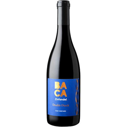 BACA Double Dutch Dusi Vineyard Paso Robles Zinfandel