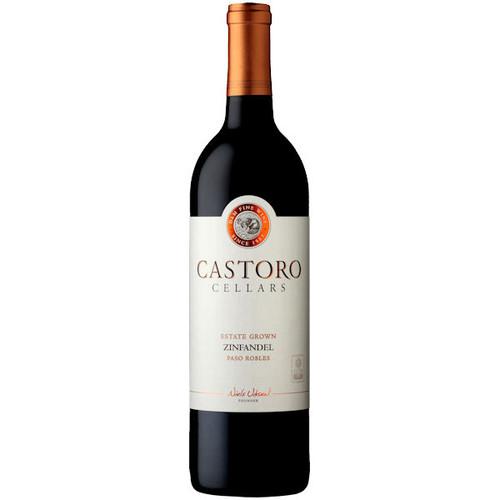 Castoro Cellars Estate Paso Robles Zinfandel