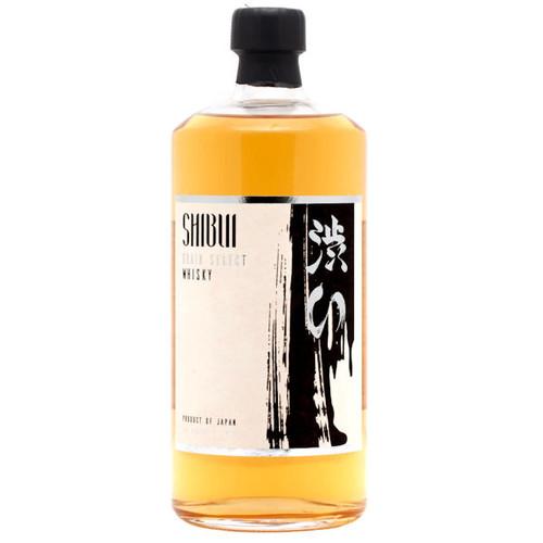 Shibui Grain Select World Whisky Blend Japanese Whisky 750ml
