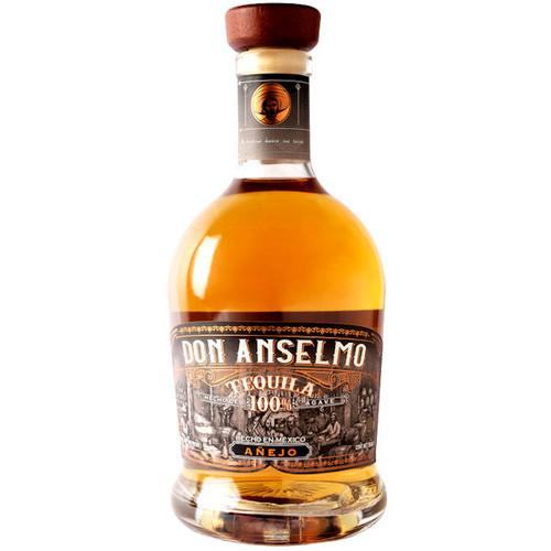 Don Anselmo Anejo Tequila 750ml