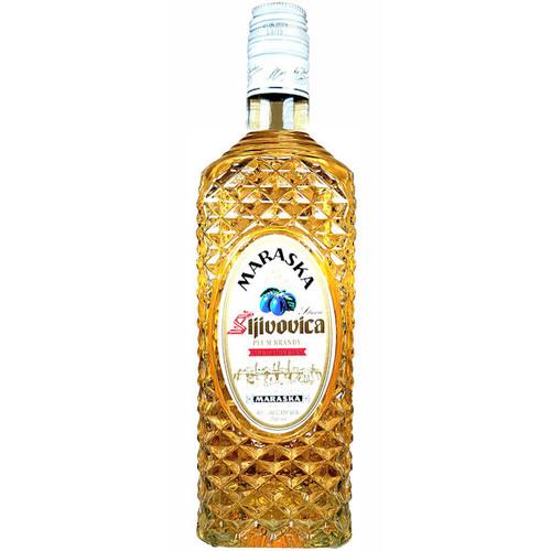 Maraska 10 Year Old Slivovitz Old Plum Brandy Croatia 750ml