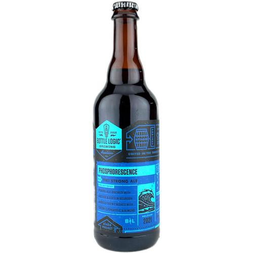 Bottle Logic Phosphorescence Barrel-Aged Tiki Strong Ale 2021 500ml
