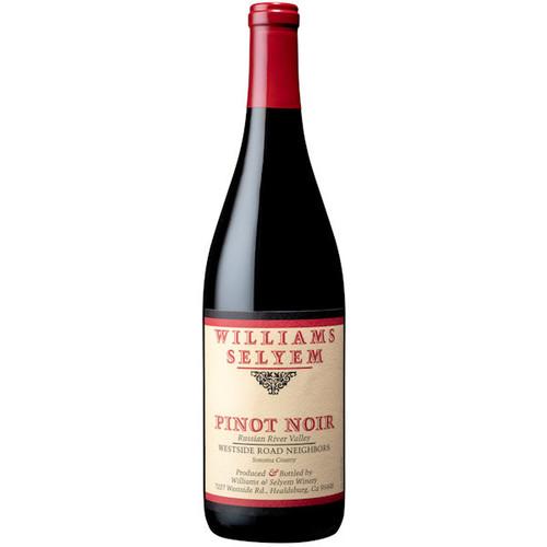Williams Selyem Foss Vineyard Russian River Pinot Noir