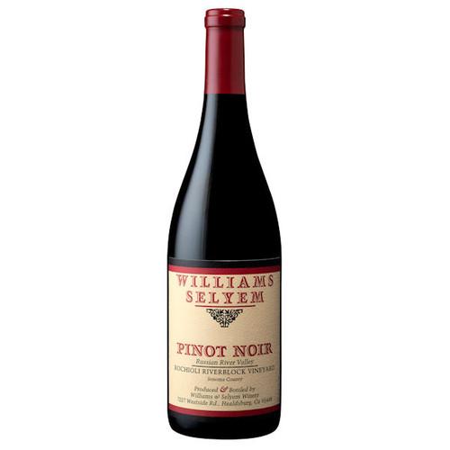 Williams Selyem Rochioli Riverblock Vineyard Russian River Pinot Noir
