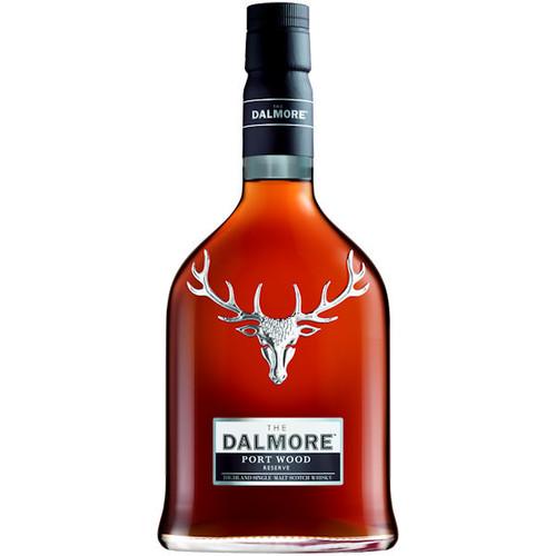 The Dalmore Port Wood Reserve Highland Single Malt Scotch 750ml