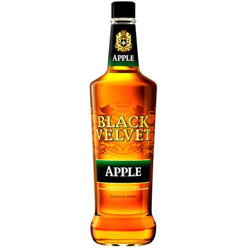Black Velvet Apple Blended Canadian Whisky 750ml