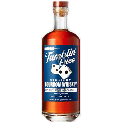 Tumblin Dice 4 Year Old Heavy Rye Bourbon 750ml