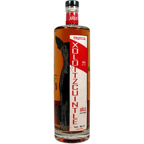 Xoloitzcuintle Anejo Tequila 1L
