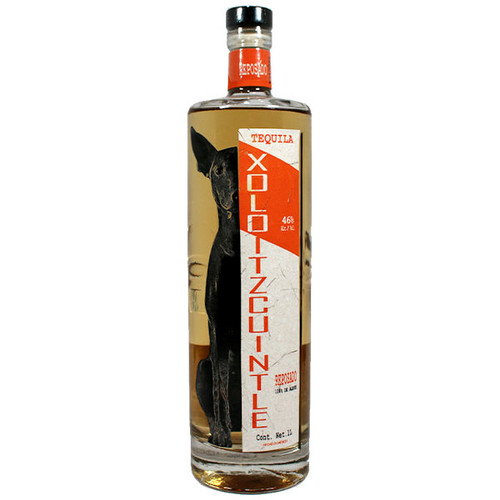 Xoloitzcuintle Reposado Tequila 1L