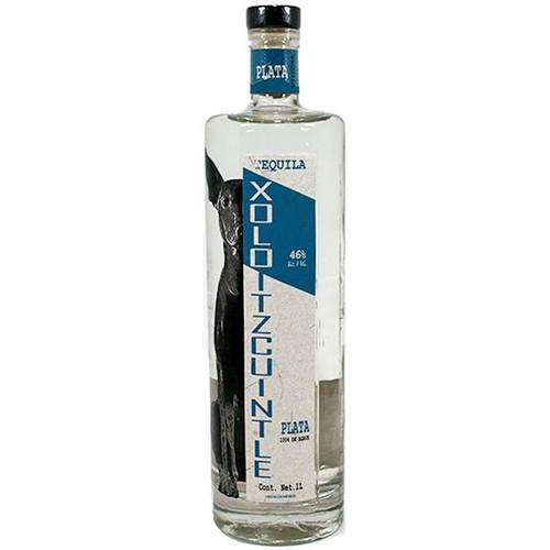 Xoloitzcuintle Plata Tequila 1L