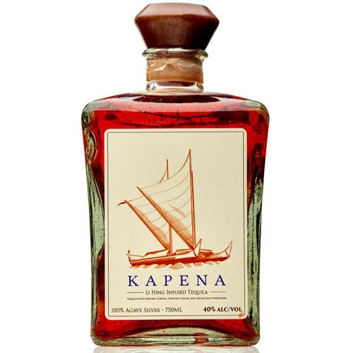 Kapena Li Hing Infused Silver Tequila 750ml