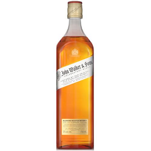 John Walker & Sons Celebratory Blend Scotch Whisky 750ml