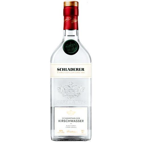 Schladerer Schwarzwalder Kirschwasser Black Forest Cherry Brandy 750ml