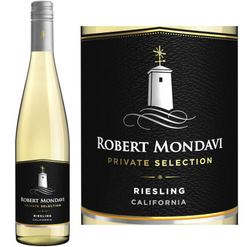 Robert Mondavi Private Selection California Riesling