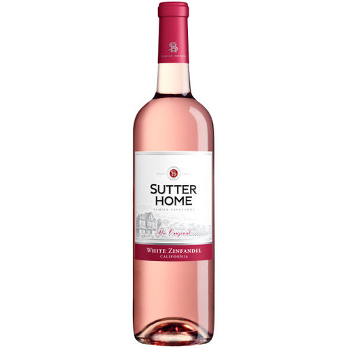 Sutter Home California White Zinfandel