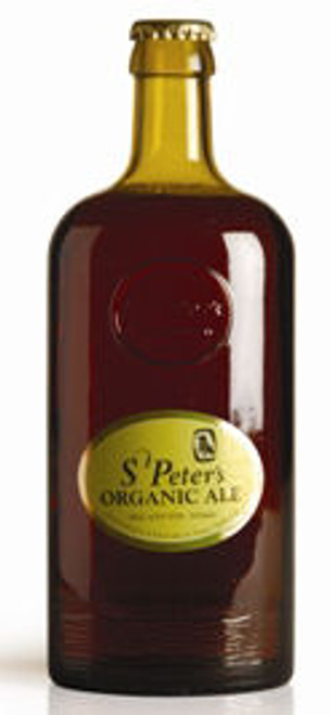 St. Peter's English Organic Ale 16.9oz