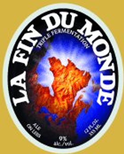 Unibroue La Fin Du Monde (Canada) 750ML