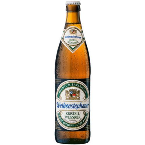 Weihenstephaner Kristall Weissbrau (Germany) 500ml