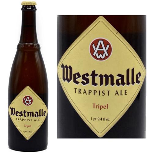 Westmalle Trappist Tripel Ale (Belgium) 750ml