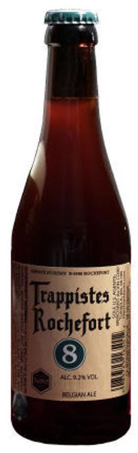 Trappistes Rochefort 8 Ale (Belgium) 11.2oz