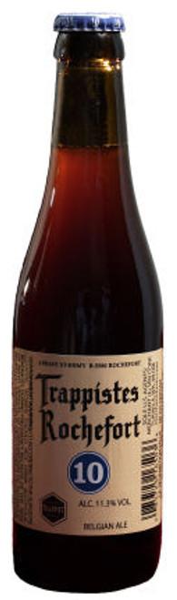 Trappistes Rochefort 10 Ale (Belgium) 11.2oz