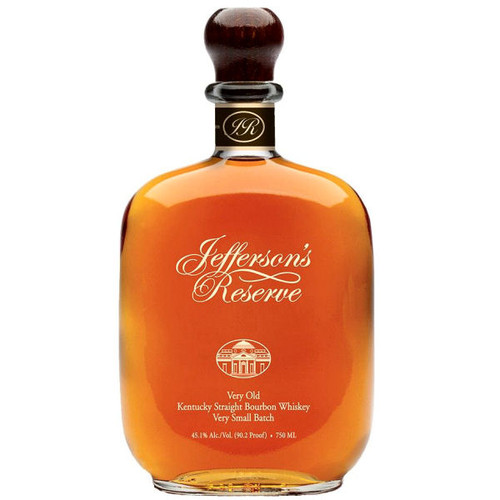 Jefferson's Reserve Very Old Kentucky Straight Bourbon 750ml