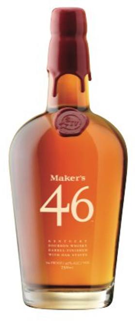 Maker's 46 Kentucky Bourbon Whiskey 750ml