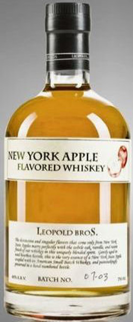Leopold Bros. New York Apple Flavored Whiskey 750ml