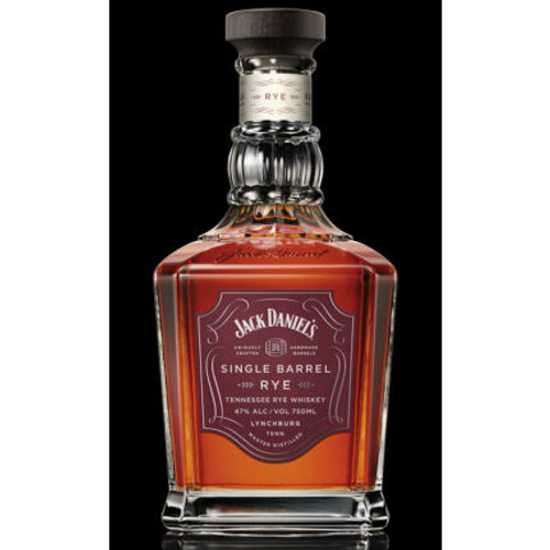Jack Daniel's Single Barrel Tennessee Rye Whiskey 750ml