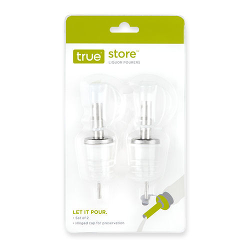 True Stopper and Pour Spouts 2 Pack