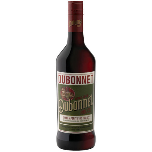 Dubonnet Rouge Aperitif Wine