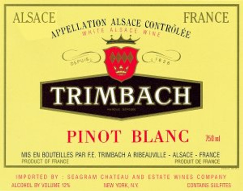 Trimbach Alsace Pinot Blanc