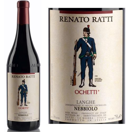 Renato Ratti Nebbiolo Langhe Ochetti DOC
