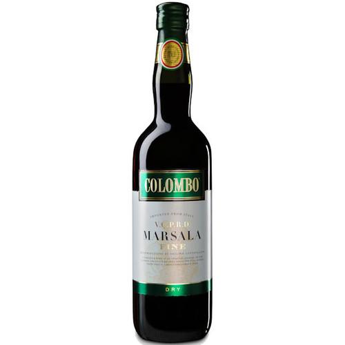 Colombo Dry Fine Marsala DOC