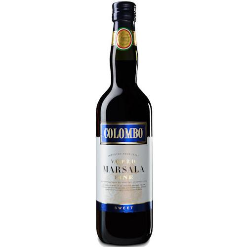 Colombo Sweet Fine Marsala DOC (Italy)