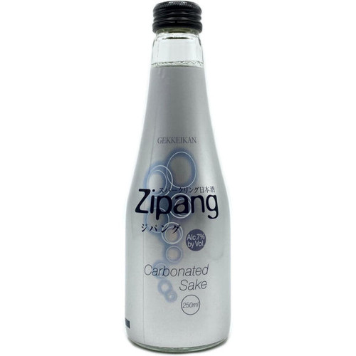 Gekkeikan Zipang Carbonated Sake (Japan) 250ML