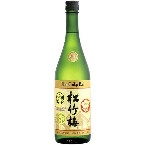 Sho Chiku Bai Sake US