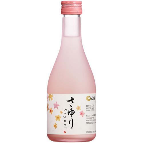 Hakutsuru Sayuri Little Lilly Nigori Coarse Filtered Sake 300ML