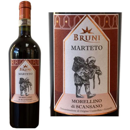 Bruni Marteto Morellino di Scansano DOC716898070338