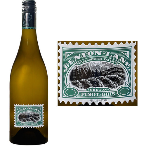 Benton-Lane Willamette Pinot Gris Oregon