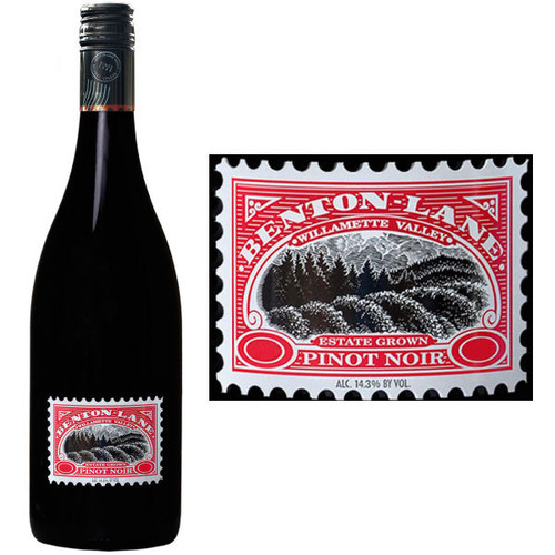 Benton-Lane Estate Willamette Pinot Noir Oregon