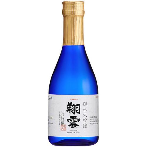 Hakutsuru Soaring Cloud Junmai Dai Ginjo Sho-Une Premium Sake 300ML