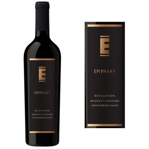 Epiphany Rodney's Vineyard Santa Barbara Revelation Red Blend